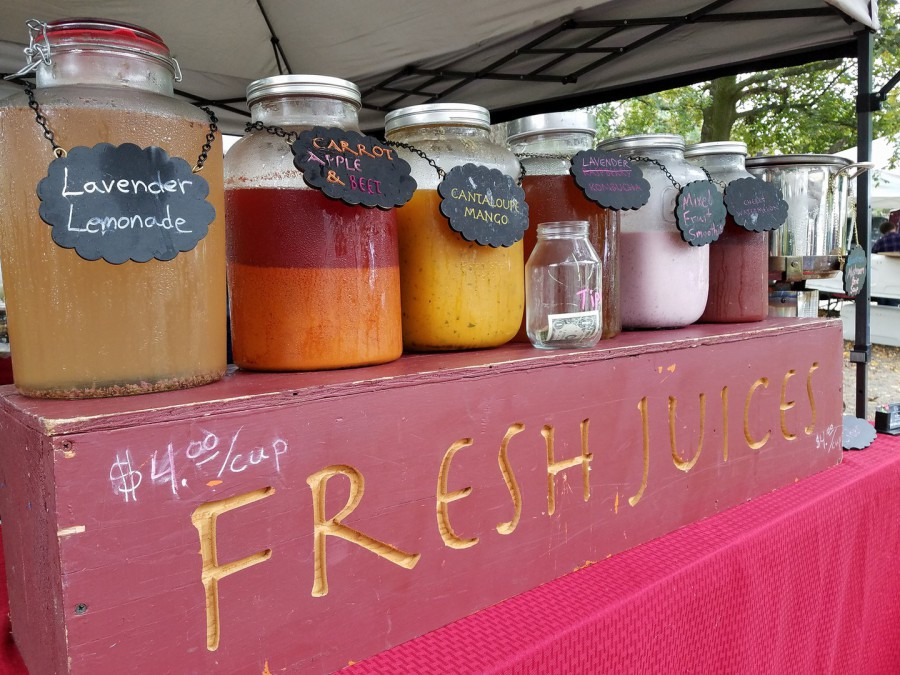because we love the farmers market - Highland Kitchen